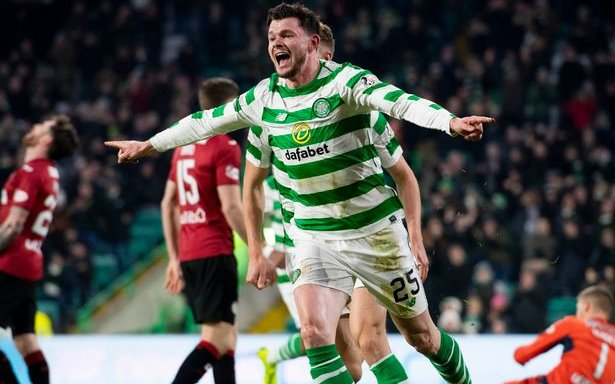 Image for Celtic Passed A Minor Milestone On The Way To The Title Last Week And It Went Largely Un-Noticed.