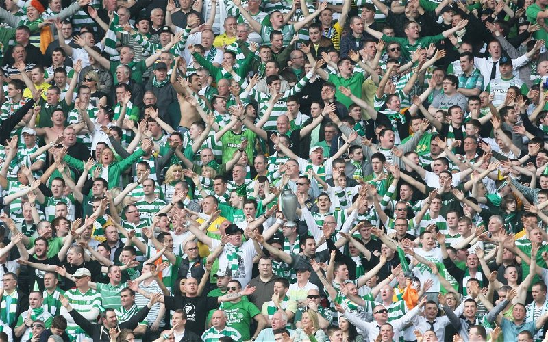 Image for The Media Cannot Criticise The Team Today, So Of Course They Go After The Fans.
