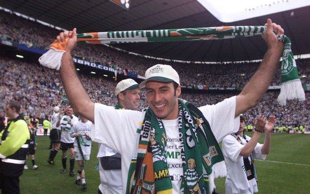Image for Celtic's Famous Unseen Hand Is Set To Grab For Another Rung On The Ladder OF Power.