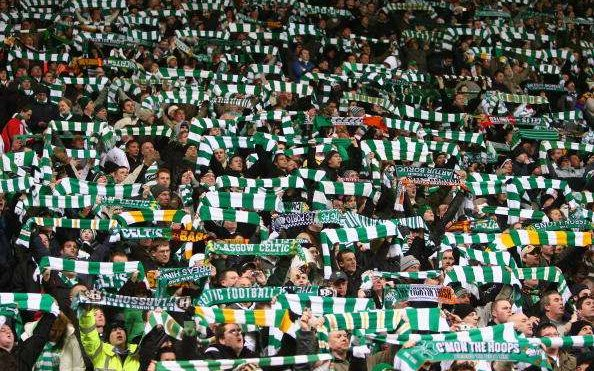 Image for Celtic still in pole position to win Scottish Premiership title