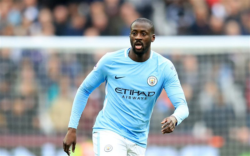 Image for Yaya Toure To Celtic. An Option Maybe, But Certainly Not A Game Changer.