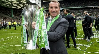 "Today Celtic, Let's End This Two Bob ""Title Race"" And Start Into The Final Stretch For Ten."