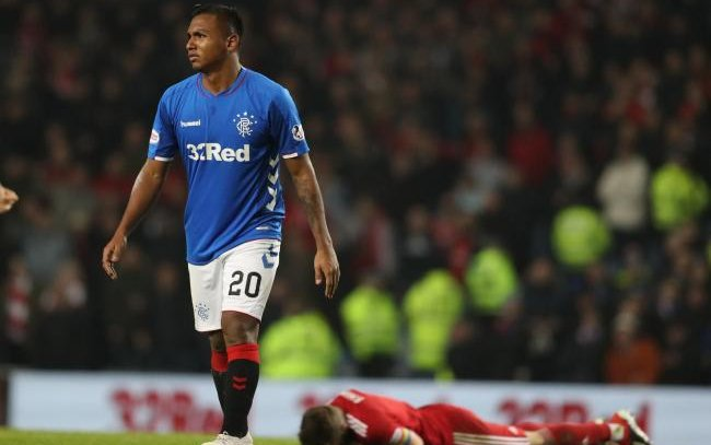 Image for Allegations of Xenophobia In The Treatment Of Alfredo Morelos Are Nothing But A Smokescreen.
