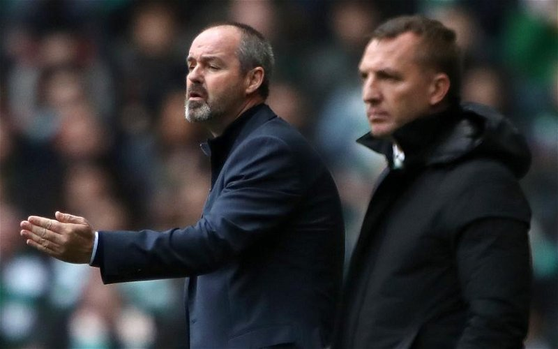"""Image for Steve Clarke's Comments Today Sum Up Why Celtic Should Have Boycotted The SFA """"Summit."""""""