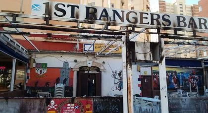"Let's Kill This Nonsense; Celtic Fans Did Not ""Petrol Bomb"" An Ibrox Club Bar In Benidorm."
