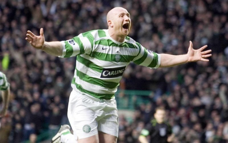John Hartson's Article Today Is Superb. It Beautifully Stands Up For Celtic And The Fans.