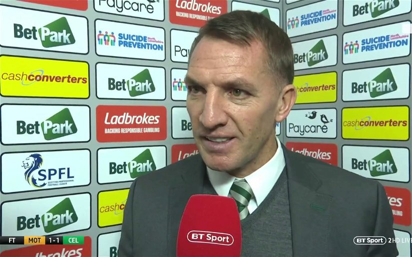 Image for No Wonder Brendan Walked Away From The BBC. He's Been Asked The Same Question For Two Years.
