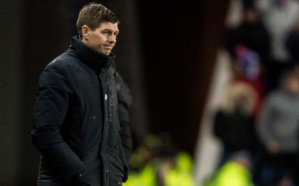 Image for Gerrard's Latest Comments About Celtic Are Desperate Stuff. He Knows The Game Is Almost Up.