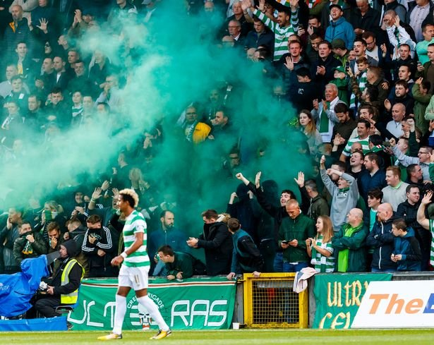 Celtic Set To Act On Fan Misbehaviour Before The Issue Is Taken Out Of Our Hands.