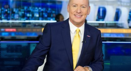 Jim White Came Up With A Novel Way Of Defending His Pal McLeish. Blame Celtic For Last Night.