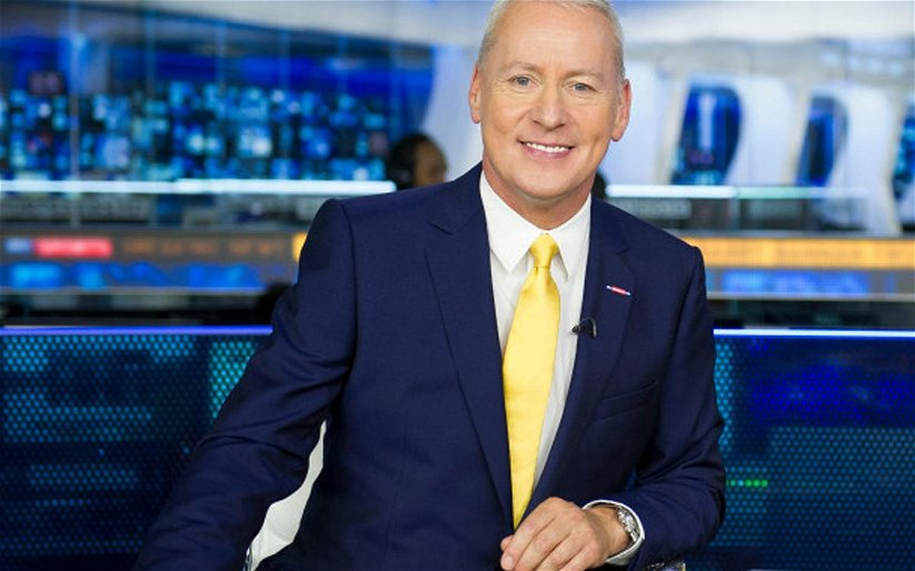 Image for Jim White Came Up With A Novel Way Of Defending His Pal McLeish. Blame Celtic For Last Night.