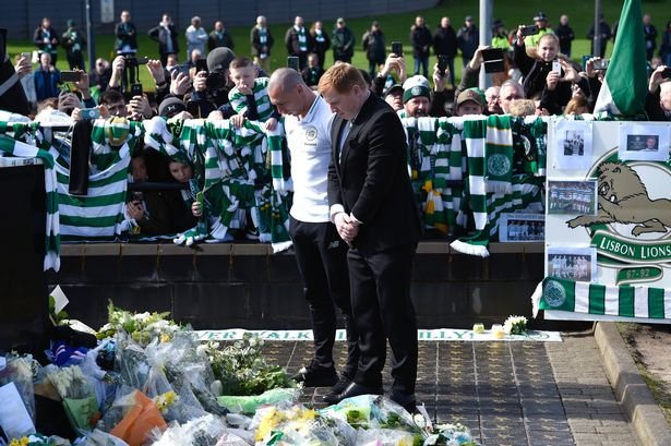 Sky's Time Of Our Lives With The Lisbon Lions Was A Special Piece Of TV Today.