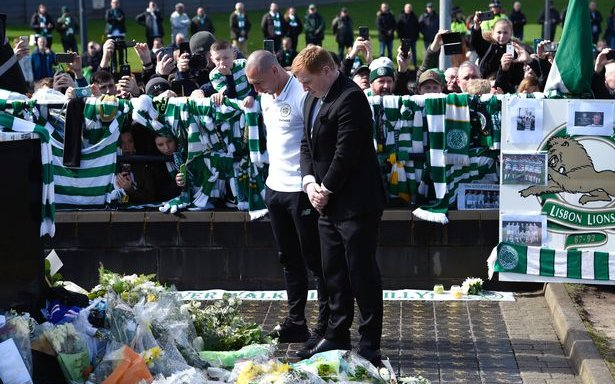 Image for Sky's Time Of Our Lives With The Lisbon Lions Was A Special Piece Of TV Today.