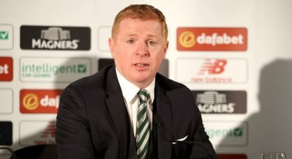 Fantastic Stuff From Neil Lennon As He Slaps Back At Arsenal Over Tierney Saga.