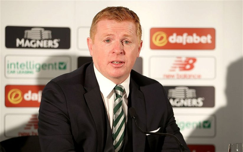 Image for Lennon Hits Back At Whoever Is Leaking The Celtic Line-Ups To The Public.