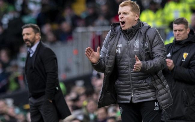 Image for Celtic Eased Through At Hampden, And So Of Course McInnes Is Trying To Deflect.