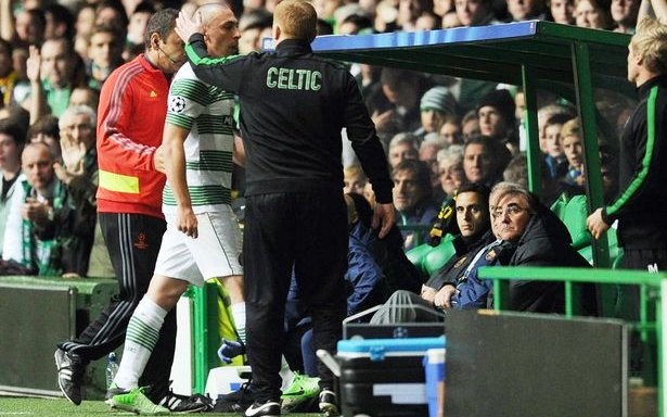 Image for Lennon's Rousing Defence Of Brown Is A Good Indication Of The Mood Inside Celtic.