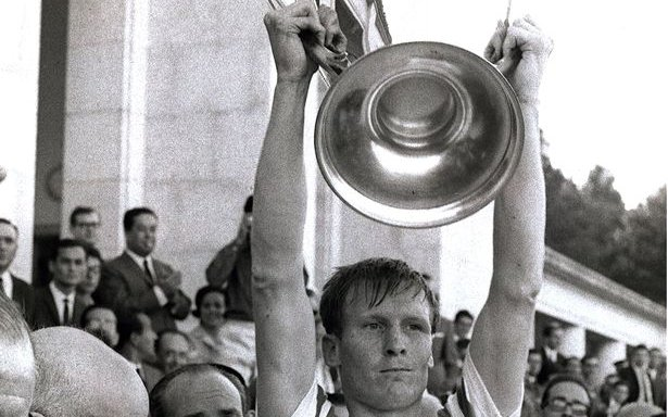 Image for McNeill's Magnificent Moment In Lisbon Is The Ultimate Image Of The Man And His Glorious Team.