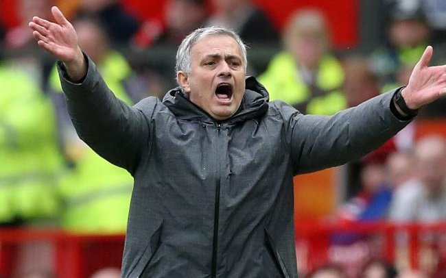 Image for Is Jose Mourinho Going To Be The Head Bhoy? Probably Not, But It's A Hell Of An Idea.
