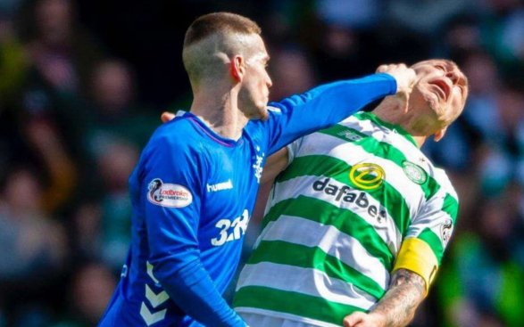 """Image for Ryan Kent's Talk Of How They've """"Dominated"""" Celtic This Season Is The Hallmark Of A Loser Mentality."""