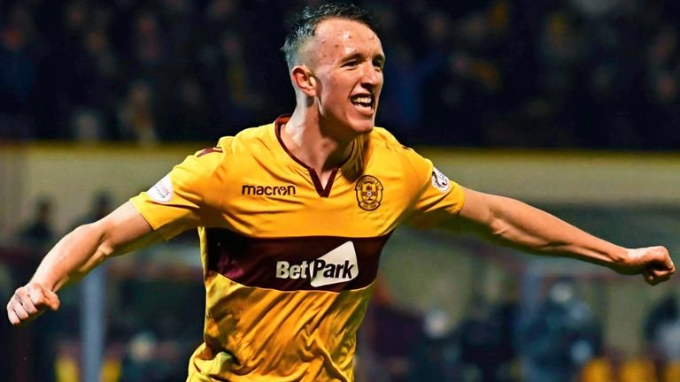 Celtic On The Brink Of Announcing David Turnbull As Our First Signing.
