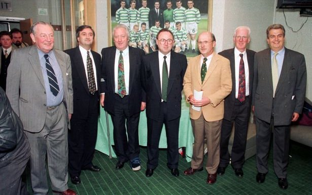 """Image for Celtic Was Saved Because We Would Not Suffer Even The """"Stain"""" Of Administration."""