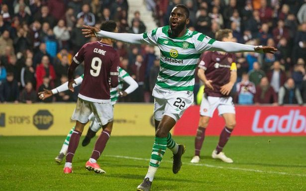 Image for The Media Is Finally Running Stories About Celtic Losing Edouard Because He Terrifies Them.