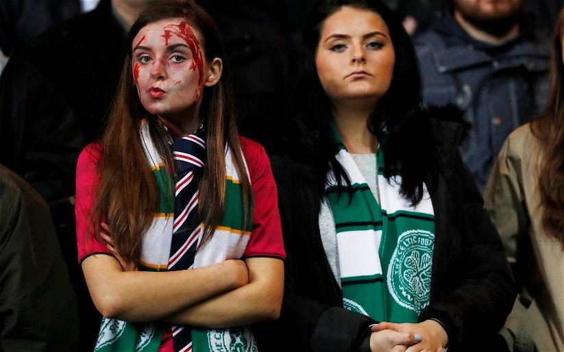 Image for The Support Gascoigne Gets Is An Insult To Every Female, But Especially Those Who Follow Football.