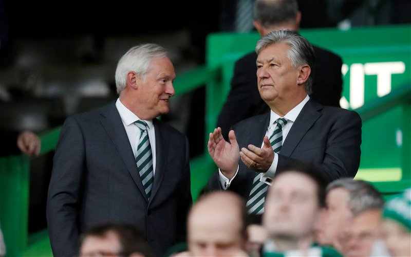 Image for The Media Sneers When Celtic Post Profits. They Will Cheer When Sevco Post Losses.