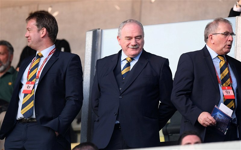 Image for Some Scottish Football Clubs Want Administration Rules Set Aside For Next Season.