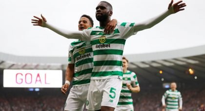 Celtic Sickens The Pundits With A Sunday Stroll And French Eddie Plays The Starring Role.