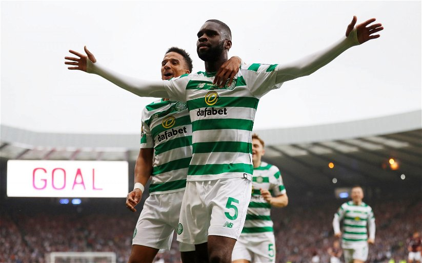 Image for Celtic At The Summit After A Five Star Performance Where Edouard Steals The Show.