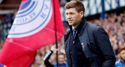 The Media Hits A Brand New Low As They Unmask Gerrard's Secret Weapon In Europe.