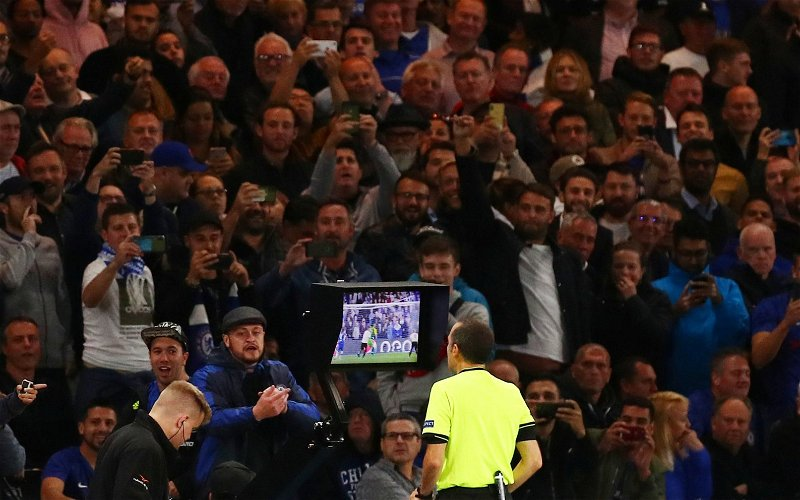 Image for Lennon Is Right. The Lack Of VAR In This Years Europa League Is Farcical.