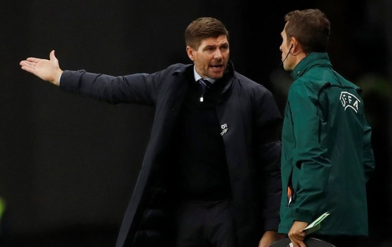 Gerrard Gets Slapped Down Over Morelos. Now He Admits The Player Might Be Sold.