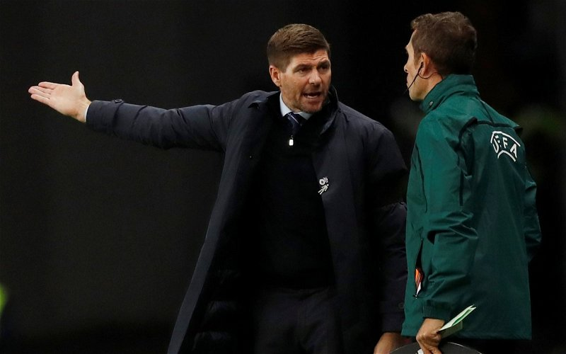 Image for There Is A Real Absence Of Empathy Or Warmth At Gerrard's Ibrox. That Will Cause Problems.