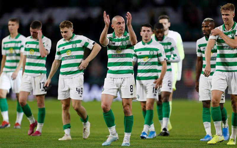 Image for Celtic Has A Chance In This Group, But How Many Points Will Be Enough To Get Us Through?