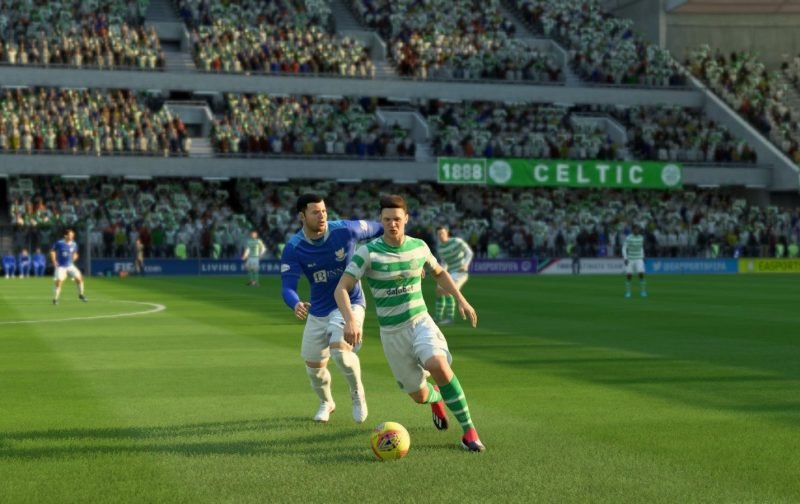 Here's What The Hacks Don't Want To Admit About This Celtic-Sevco FIFA Ratings Nonsense.