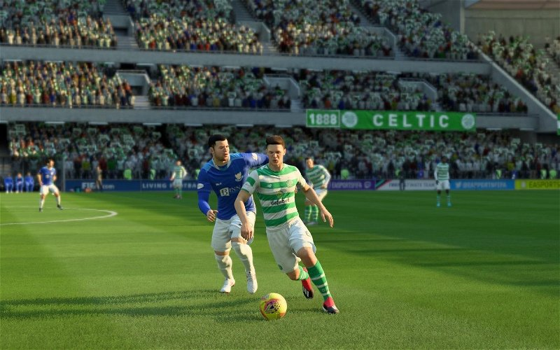 Image for Here's What The Hacks Don't Want To Admit About This Celtic-Sevco FIFA Ratings Nonsense.