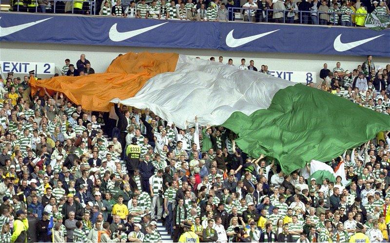 Image for UEFA Has Backed England's Black Players. Will The SFA Back Scotland's Catholic Ones?