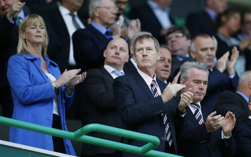 """Image for Sevco Is Not Looking For """"Investment."""" They Are Rattling The Tin Cup Just To Keep On The Lights."""