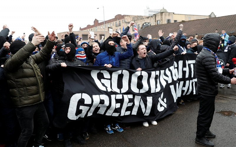 Image for The Bigger The Lies The More The Sevco Fans Believe Them.