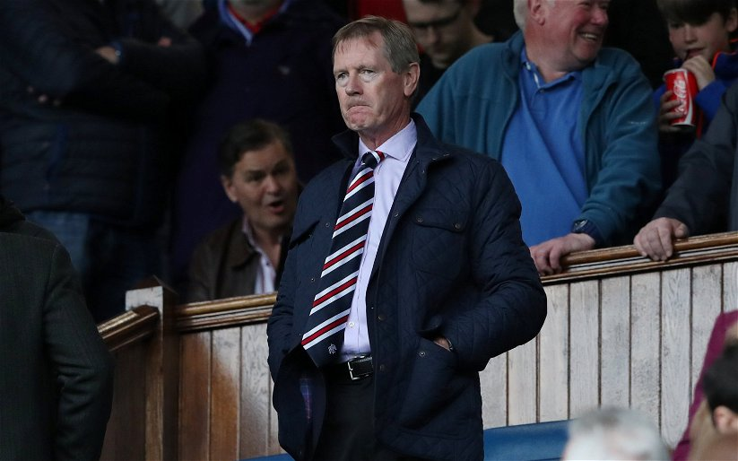 Image for What Was Really Going On At Ibrox With Their Recent HMRC Squirrel?