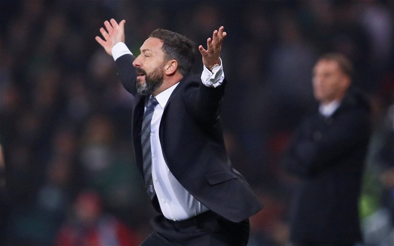 Image for Loser McInnes Never Gives Celtic Credit And Last Night Were More Excuses.