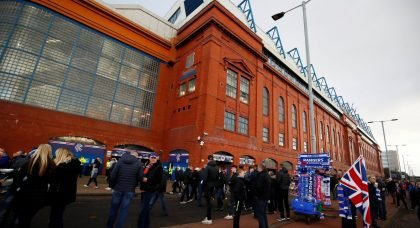 A History Of Bigotry At Ibrox: Revelations From Stephen O'Donnell's Tangled Up In Blue.