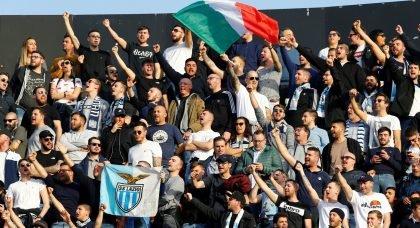 "The Scottish Media Lets Lazio's Racists Wail Over Their Unfair ""Pro-Celtic"" Punishment."