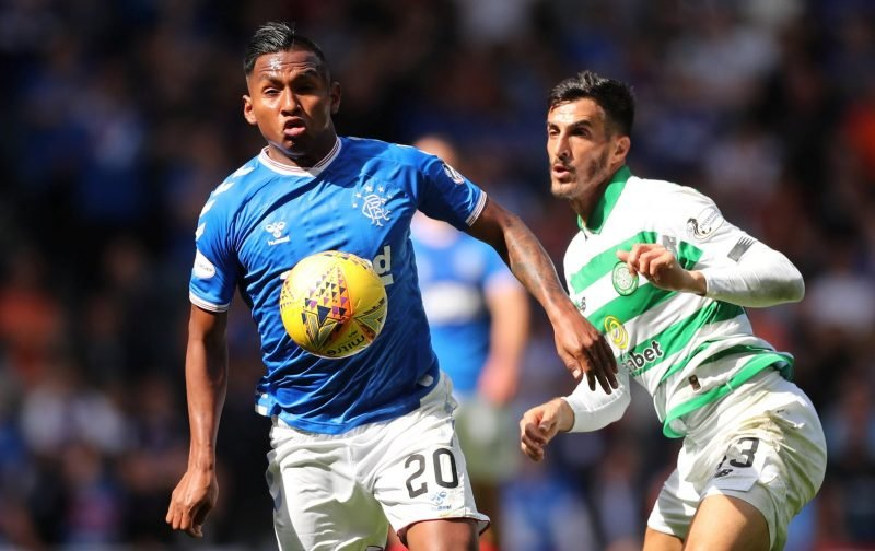"Another Club Pulls Out Of The ""Race For Morelos"" Over Sevco's Ludicrous Asking Price."