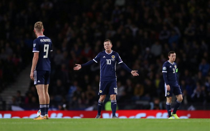 Image for The Scotland Job Is Now Impossible. Celtic's European Co-Efficient Should Not Be Tied To It.