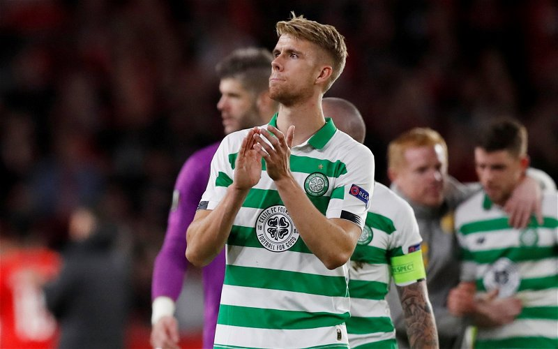 """Image for Another Day, Another Dose Of The """"Kris Ajer To Leave Celtic"""" Story That Just Won't Go Away."""