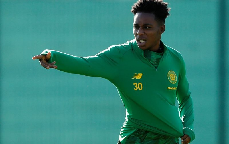 As Frimpong Starts, It Begs The Questions: Is A New Star Is Born At Celtic Park?